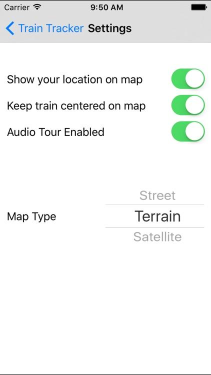 CVSR Train Tracker screenshot-3