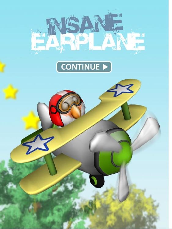 Insane Earplane