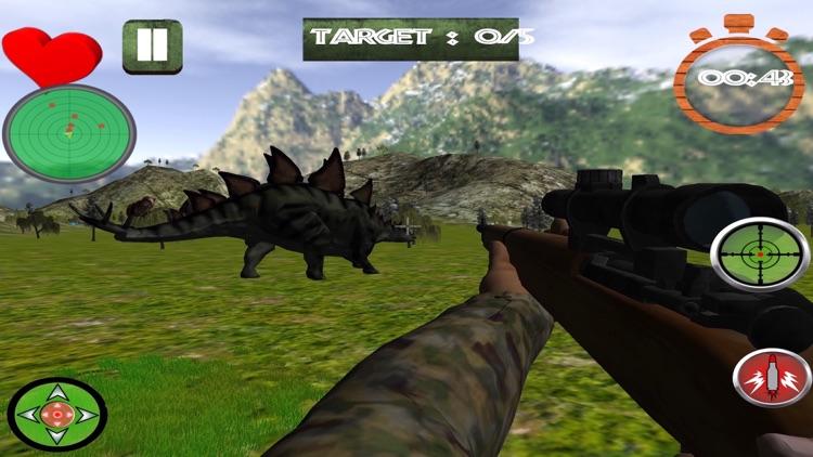 Safari Dino Hunting in Jurassic World 2016 screenshot-4