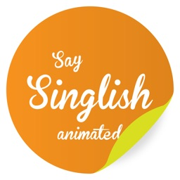 Say Singlish Animated