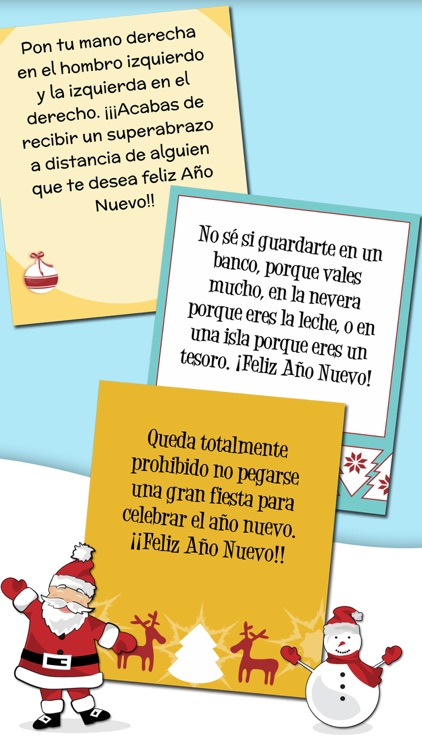 xmas new year funny messages in spanish pro
