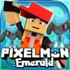 NEW EMERALD - PIXELMON EDITION Mini Dex Skins iPhone / iPad