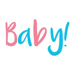 Baby sticker - babies text stickers for iMessage