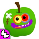 Смешная Еда Halloween sticker pack бесплатно icon