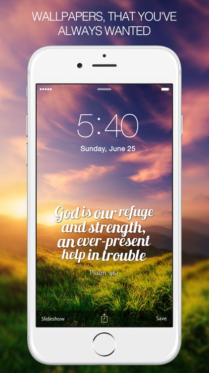 Bible Verse – Bible Wallpapers & Bible Pictures HD by Fexy Apps