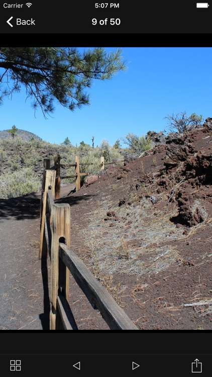 Sunset Crater Volcano National Monument screenshot-4