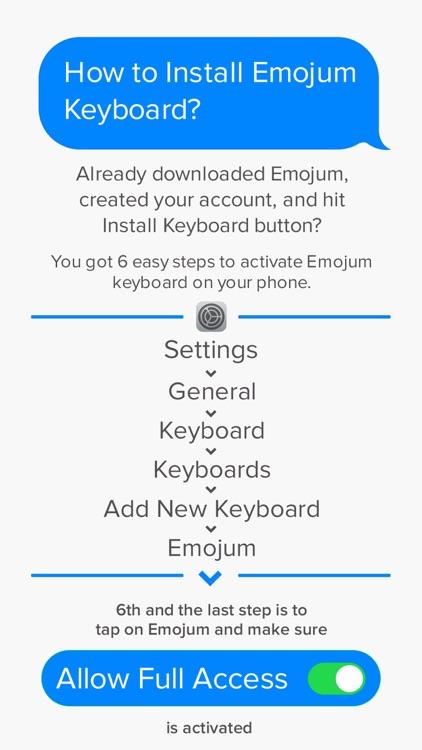 Emojum screenshot-4