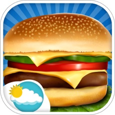 Activities of Sky Burger Maker Cooking fever - Kids Games