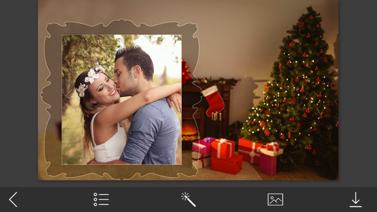 Winter HD Photo Frame - Creator and Editor