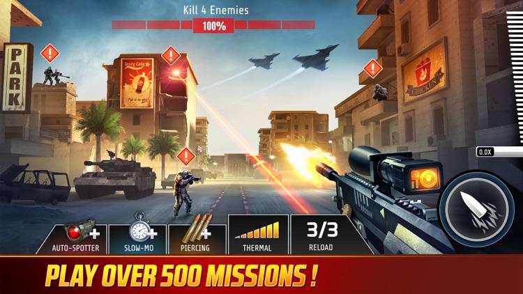 Kill Shot Bravo screenshot-0