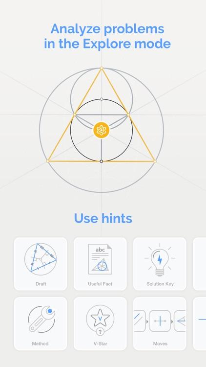 Euclidea screenshot-4