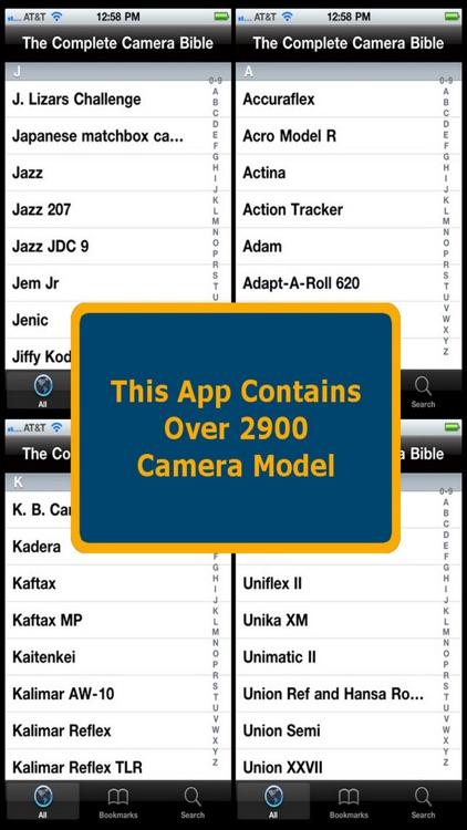 The Complete Camera Bible screenshot-4