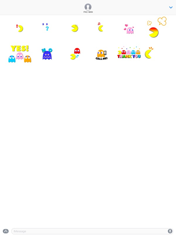 PAC-MAN Moving Stickers Online Hack Tool