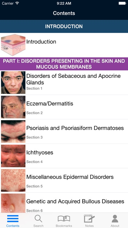 Fitzpatricks Atlas Dermatology screenshot-1