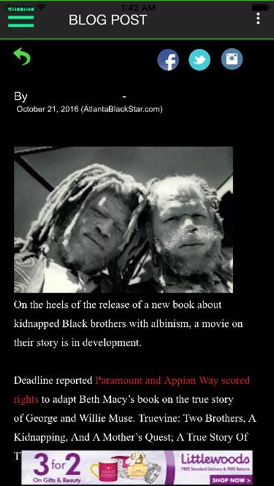 Screenshot for Black Box - Movie Listing in United Arab Emirates App Store