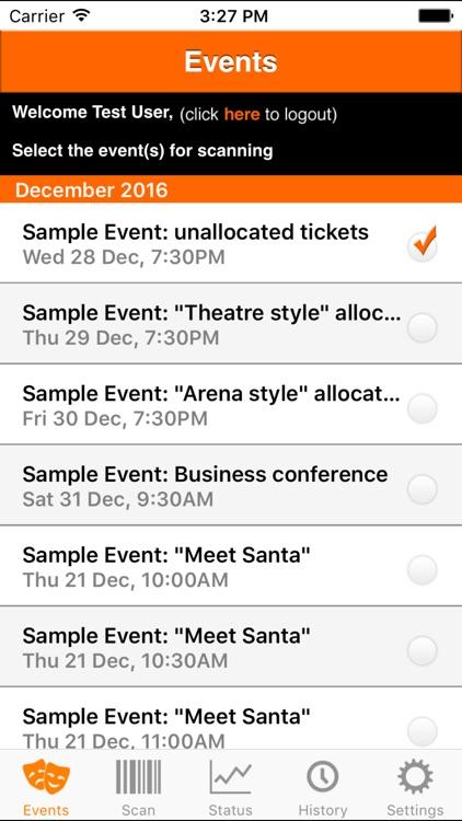 TicketSource Express