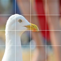 4x4 Sliding Picture Puzzle
