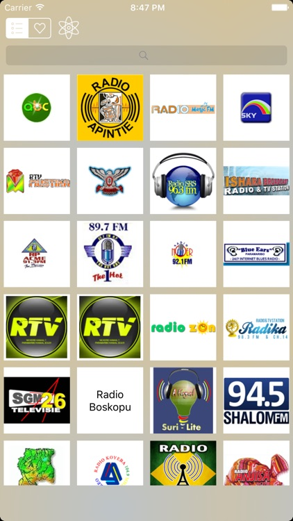 Radio Suriname (Dutch / Paramaribo)