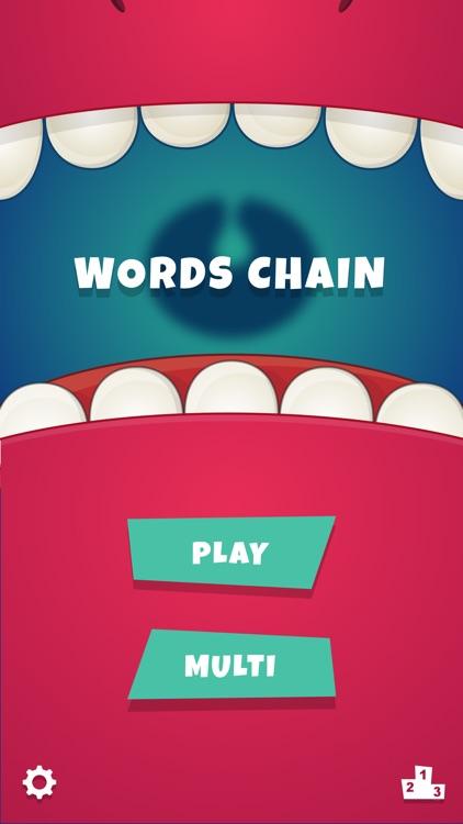 Words Chain Challenge screenshot-3