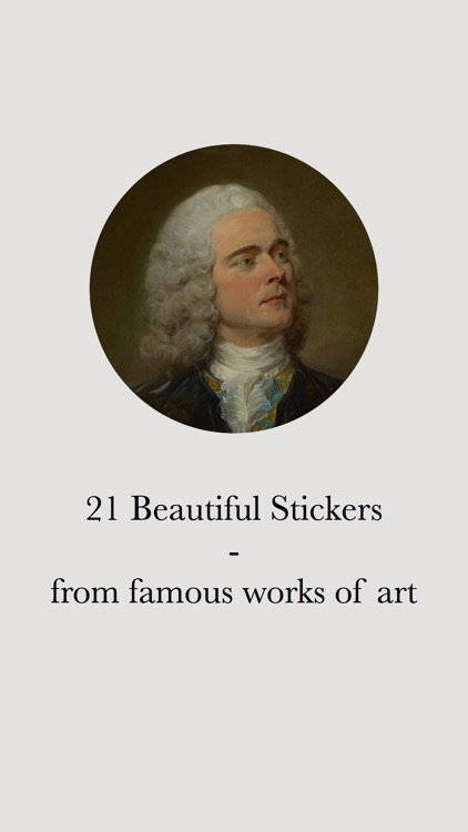 Art Stickers - Pack 4