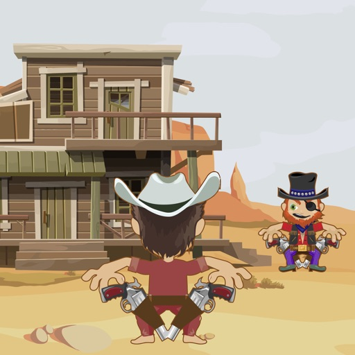 Wild West Shootout - Bandit Duel