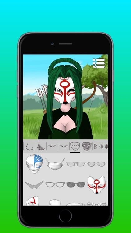 Avatar Maker: Anime