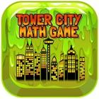Jeu de maths de tour de ville pour des enfants icon