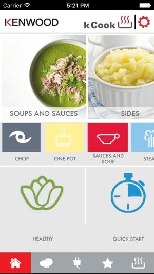 Kenwood international recipe app on the app store iphone ipad forumfinder Choice Image