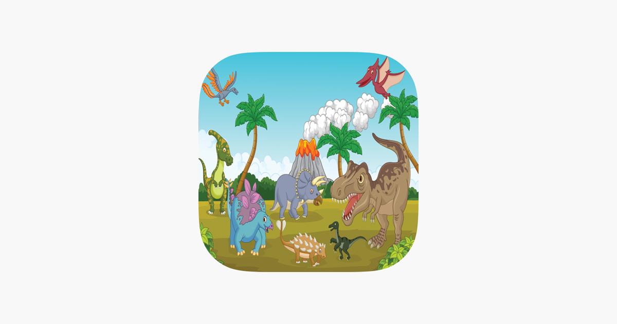 Okuloncesi Cocuklar Icin Dinozor Boyama Sayfalari App Store Da
