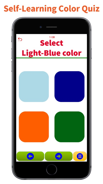Learning Shapes & Colors Preschool / Kids App Paid screenshot-3