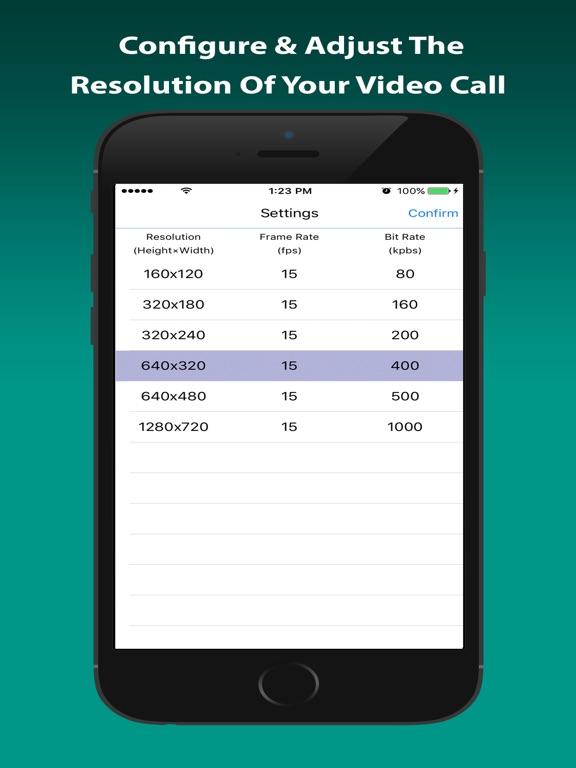 Video Call & Multiple Messenger-ipad-3
