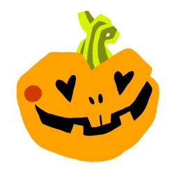 Halloween Stickers - Love at First Fright