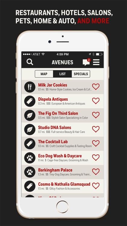 Avenues Club screenshot-3
