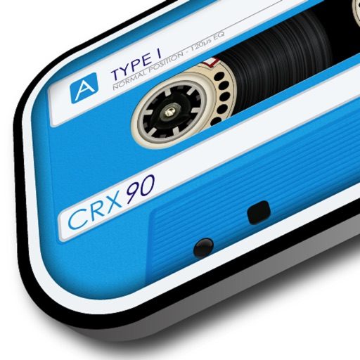 Delitape - Deluxe Магнитофон & Интернет-радио