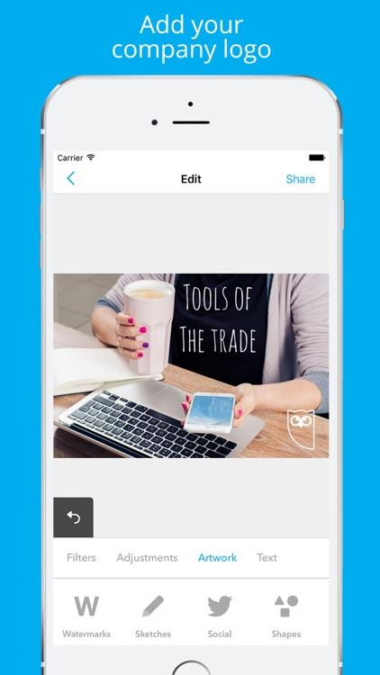Enhance - Stock Photo Editor screenshot-3