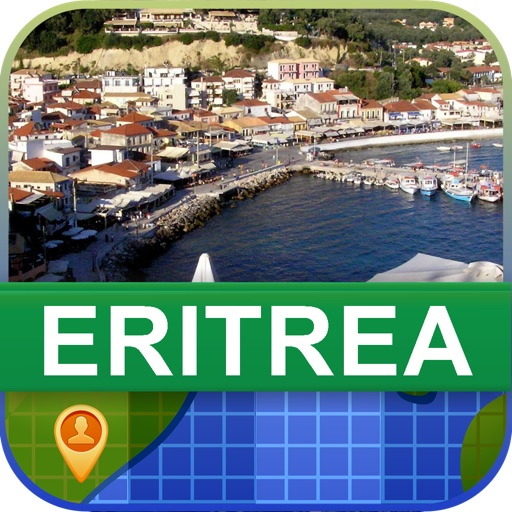 Offline Eritrea Map - World Offline Maps