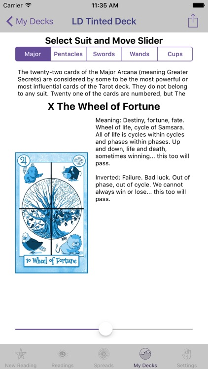 Tarot: In The Cards screenshot-3