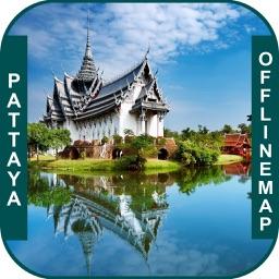 Pattaya_Thailand Offline maps & Navigation