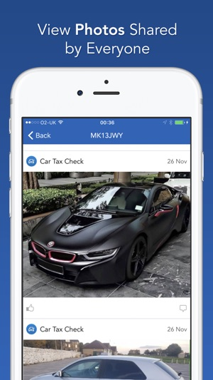 Car Tax Check Vehicle Check Mot History Report On The App Store
