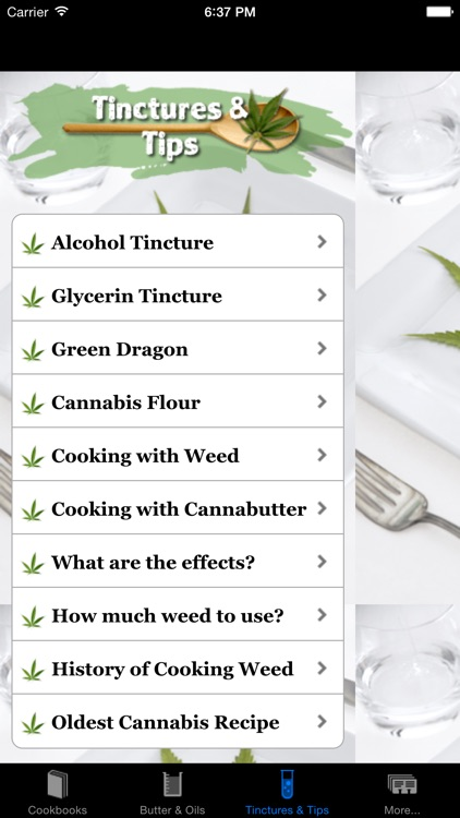 Mega Marijuana Cookbook - Cannabis Cooking & Weed screenshot-4