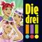 App Icon for Die drei !!! - Dein Style! App in Hungary IOS App Store
