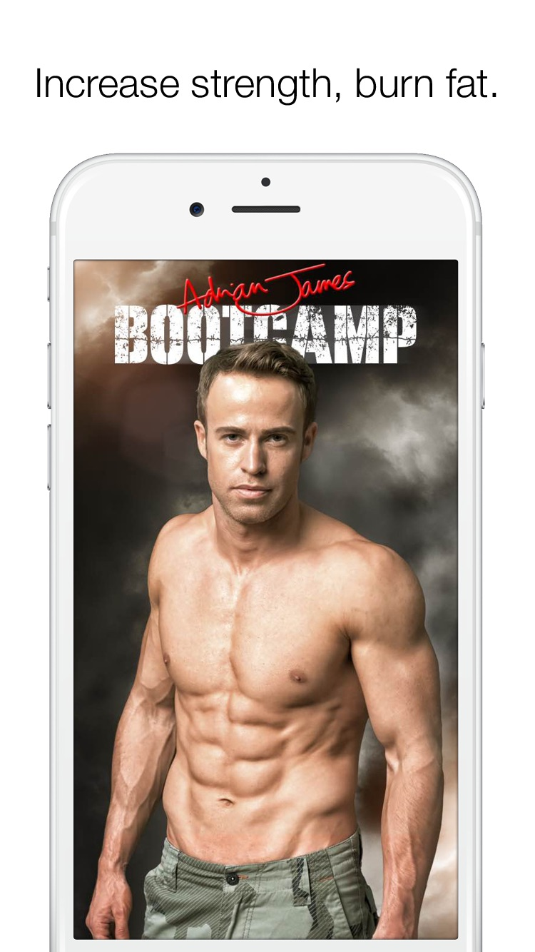 Adrian James Bootcamp screenshot-0