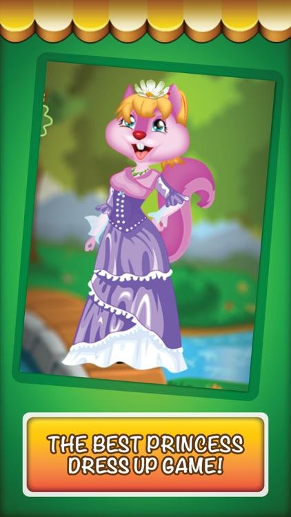 Princess Salon Pet Dress Up Makeover Games screenshot-3