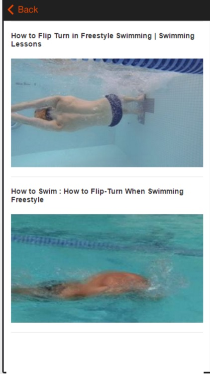 Learn How to Swim for Beginners screenshot-3