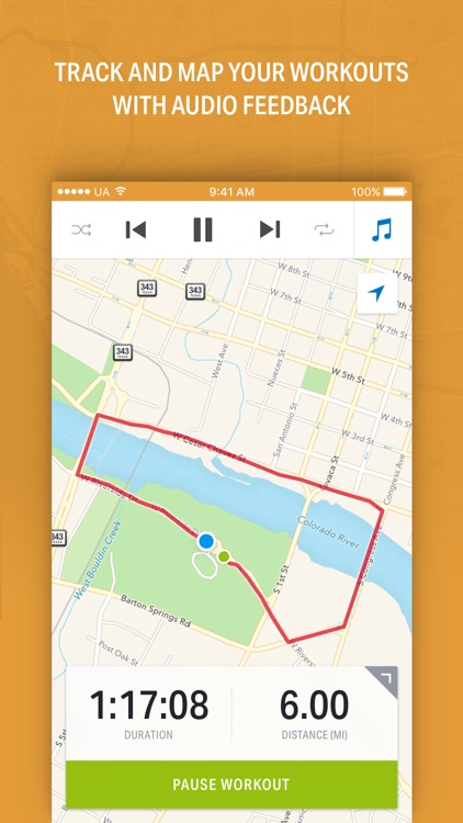 Map My Dog Walk - GPS Dog Walking Tracker screenshot-0