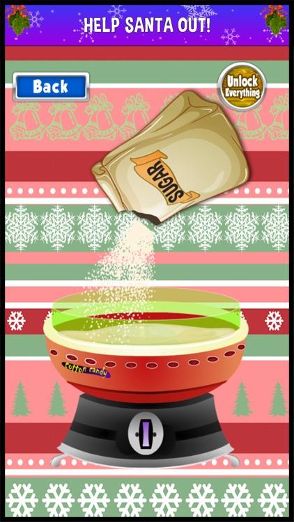 Christmas Food Fever Cooking Maker Kids Games screenshot-3