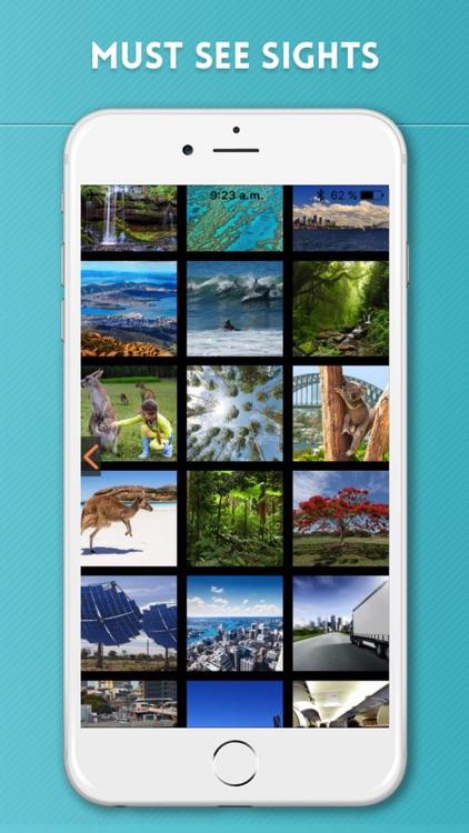 Australia Travel Guide and Offline Street Map screenshot-3