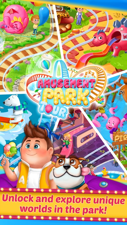 Amusement Park Tour screenshot-4