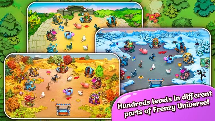Farm Frenzy and Friends screenshot-4