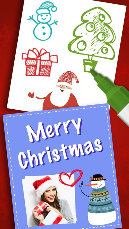 create christmas cards